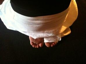 Les pieds de Nat