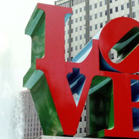Love-Robert indiana